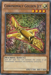 Chronomaly Golden Jet  - REDU-EN011 - Common - 1st Edition