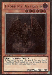 Prophecy Destroyer - REDU-EN081 - Ultimate Rare - 1st Edition