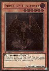 Prophecy Destroyer - REDU-EN081 - Ultimate Rare - 1st Edition