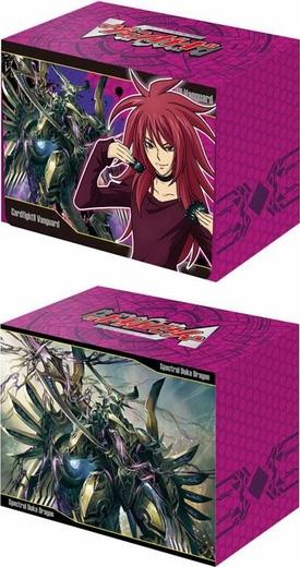 Cardfight! Vanguard Ren Suzugamori & Spectral Duke Dragon Deck Box