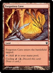 Forgotten Cave on Channel Fireball