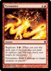 Pyromatics