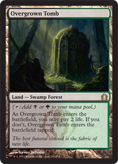 Overgrown Tomb - Foil