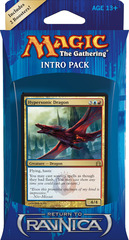 Return to Ravnica Intro Pack - Izzet Ingenuity
