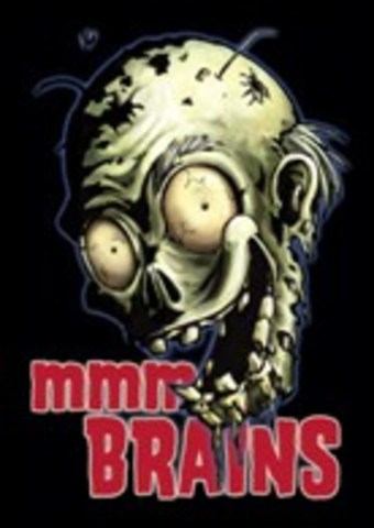Legion Zombie BrainArt Deck Protectors 50ct.