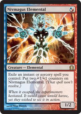 Nivmagus Elemental - Foil