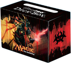 Ultra Pro Return to Ravnica Sideloading Deck Box - Rakdos