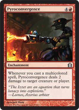 Pyroconvergence