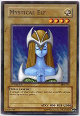 Mystical Elf - LOB-062 - Super Rare - 1st Edition