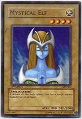 Mystical Elf - LOB-062 - Super Rare - 1st Edition