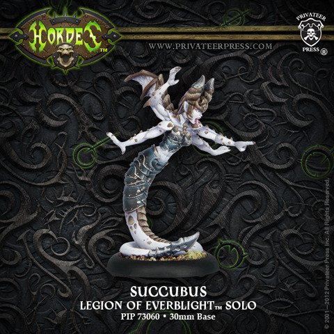 Big Kidz Games - Succubus - Miniatures/Wargaming » Hordes