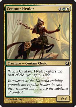 Centaur Healer - Foil