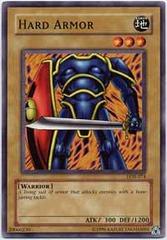 Hard Armor - LOB-074 - Common - 1st Edition