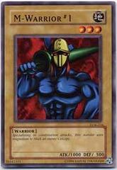 M-Warrior #1 - LOB-076 - Common - 1st Edition