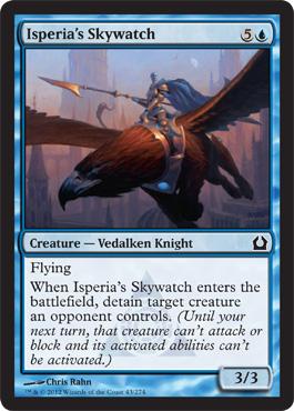 Isperias Skywatch - Foil