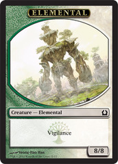 Elemental Token (Return to Ravnica)
