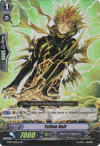 Yellow Bolt - BT07/019EN - RR