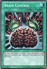 Brain Control - LCYW-EN074 - Secret Rare - 1st Edition