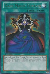 Dark Magic Curtain - LCYW-EN079 - Rare - 1st Edition
