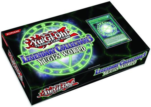 Yu-Gi-Oh Legendary Collection 3: Yugis World