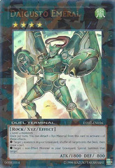 Daigusto Emeral - DT07-EN036 - Ultra Parallel Rare - Duel Terminal on Channel Fireball