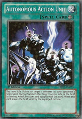 Autonomous Action Unit - BP01-EN073 - Starfoil Rare - Unlimited Edition