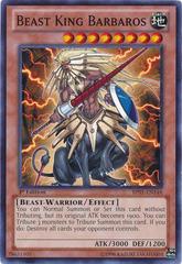 Beast King Barbaros - BP01-EN148 - Common - Unlimited Edition