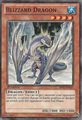 Blizzard Dragon - BP01-EN147 - Starfoil Rare - Unlimited Edition