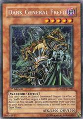 Dark General Freed - LODT-EN083 - Secret Rare - 1st Edition *8
