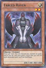 Fabled Raven - BP01-EN205 - Starfoil Rare - Unlimited Edition