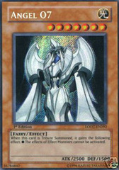 Angel 07 - LODT-EN092 - Secret Rare - 1st Edition