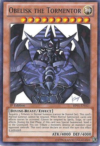 BP01-EN060 Old Vindictive Magician 1st Edition Mint YuGiOh Card