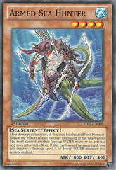 Armed Sea Hunter - SDRE-EN008 - Common - 1st Edition