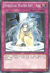 Spiritual Water Art - Aoi - SDRE-EN037 - Common - 1st Edition