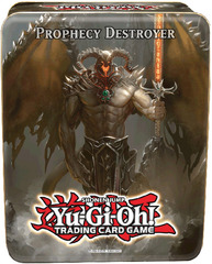 Yu-Gi-Oh 2012 Prophecy Destroyer Tin