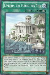 Lemuria, the Forgotten City - ABYR-EN057 - Common - 1st Edition