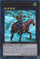 Heroic Champion - Gandiva - ABYR-EN042 - Ultra Rare - 1st Edition
