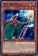 Ape Magician - ABYR-EN092 - Common - 1st Edition