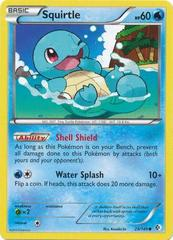 Squirtle - 29/149 - Common