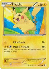 Pikachu - 50/149 - Common
