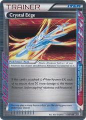 Crystal Edge - 138/149 - Rare Holo