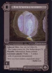 The Under-galleries