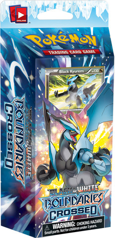 BW Boundaries Crossed - IceShock Theme Deck