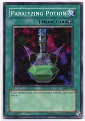 Paralyzing Potion - MRD-137 - Common - 1st Edition
