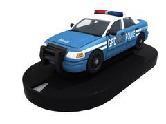 GCPD Cruiser (V004)