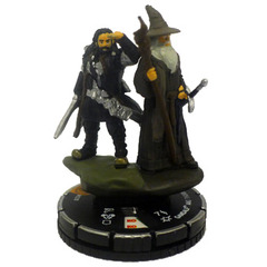 Gendalf and Throin Oakenshield