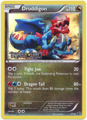 Druddigon - 17/20 - Promotional
