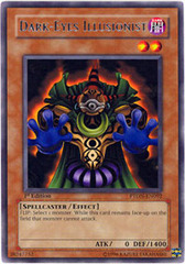 Dark-Eyes Illusionist - PTDN-EN092 - Rare - 1st Edition