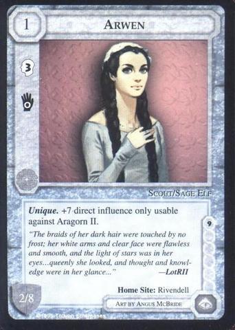 Arwen [Blue Border]