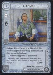 Elrond [Blue Border]